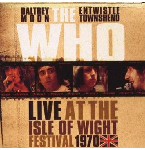 Vinil Who (The) - Live At The Isle Of Wight (3 Lp)