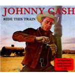 Vinil Johnny Cash - Ride This Train ( 180 Gr.) (2 Lp)