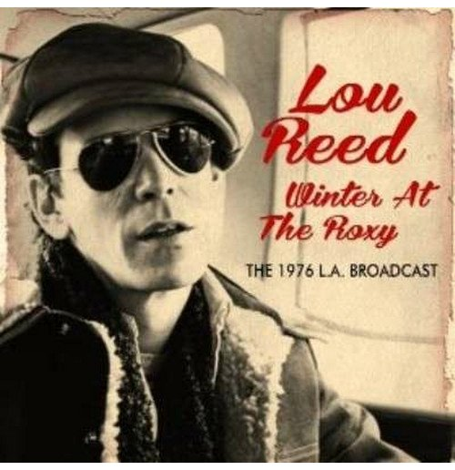 Vinil Lou Reed - Winter At The Roxy (2 Lp)