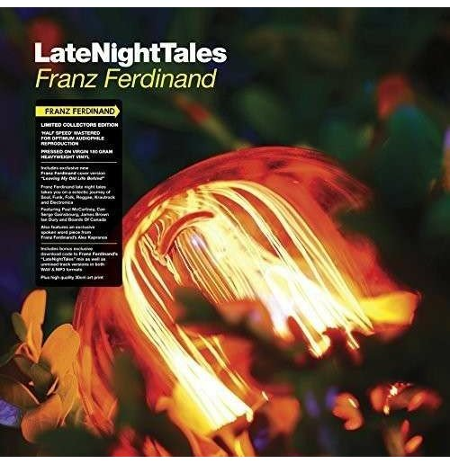 Vinil Franz Ferdinand - Late Night Tales (2 Lp)