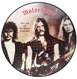 Vinil Motorhead - Iron Fist And The Hordes From Hell (Picture Disc)