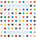Vinil 30 Seconds To Mars - Love, Lust, Faith Deluxe