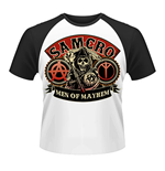 Camiseta Sons of Anarchy - Samcro Reaper