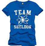 Camiseta Big Bang Theory - The Team Sheldon