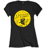 Camiseta 5 seconds of summer 147305