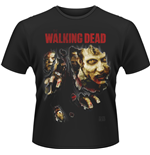 Camiseta The Walking Dead - Zombies Ripped