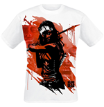 Camiseta The Walking Dead - Micheonne Samurai