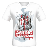 Camiseta Asking Alexandria 148507