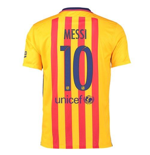 camisa barcelona messi