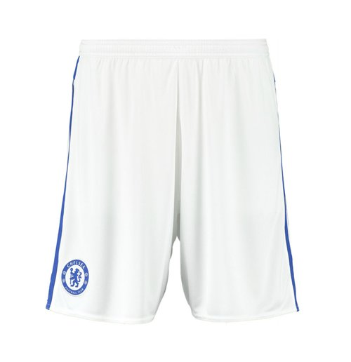 Shorts Chelsea 2015-2016 Away (Branco)