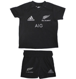 Mini Uniforme All Blacks 2016 Home
