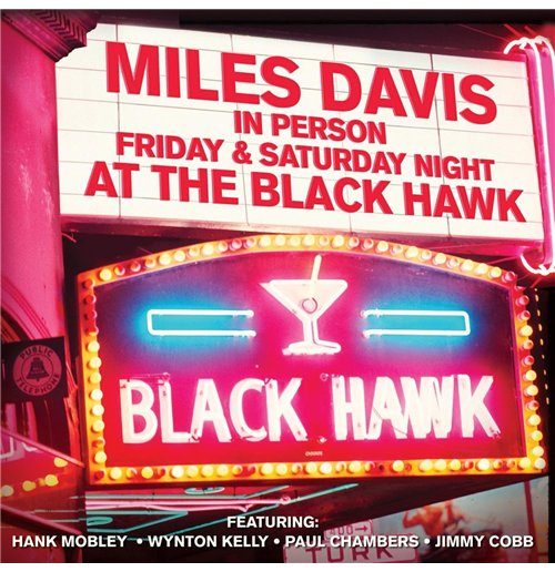 Vinil Miles Davis - Friday & Saturday Night At The Black Hawk (2 Lp)