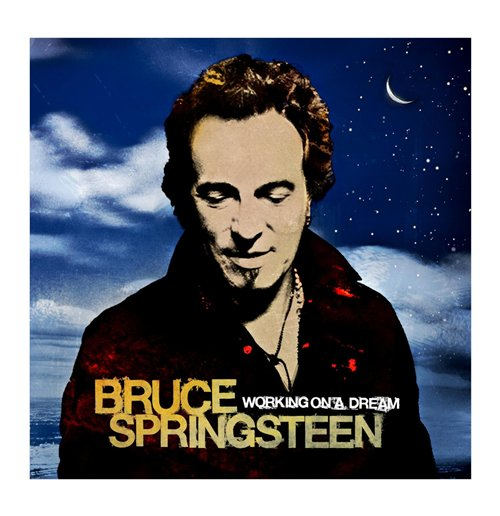 "Vinil Bruce Springsteen - Working On A Dream + Bonus Track (2 12"")"