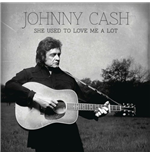 "Vinil Johnny Cash - She Used To Love Me A Lot (7"")"