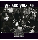 Vinil Zodiac Mindwarp And The Love Reaction - We Are Volsung