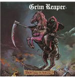 Vinil Grim Reaper - See You In Hell