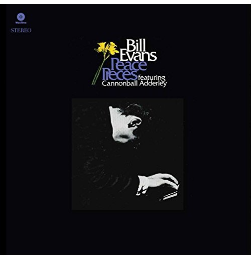 Vinil Bill Evans - Peace Pieces