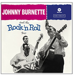 Vinil Johnny Burnette - The Rock 'n Roll Trio