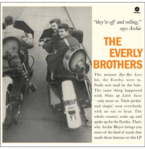 Vinil Everly Brothers (The) - The Everly Brothers