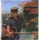 Vinil Adriano Celentano - With Giulio Libano And His Orchestra