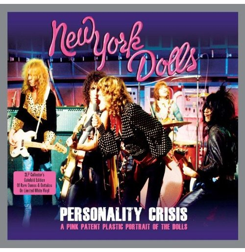 Vinil New York Dolls - Personality Crisis (2 Lp)