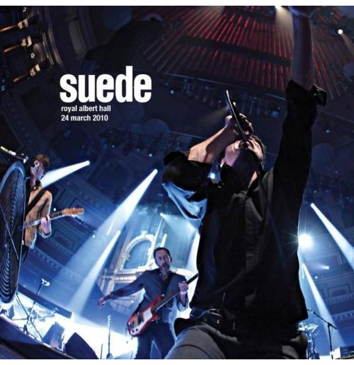 Vinil Suede - Royal Albert Hall 24 March 2010 (3 Lp)