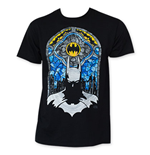 Camiseta Batman Stained Glass