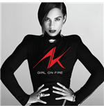 Vinil Alicia Keys - Girl On Fire (2 Lp)