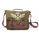 Bolsa Messenger The Legend of Zelda Skyward Sword Golden Royal Crest