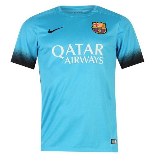 732391e272 Camiseta Barcelona 2015-2016 Third Original: Compra Online em Oferta