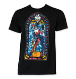 Camiseta Harley Quinn Stained Glass