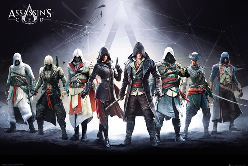 Poster Assassins Creed 175852