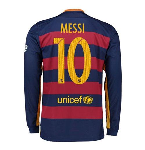 Camiseta Barcelona 2015-2016 Home Original  Compra Online em Oferta 2f3070b8d3ab5