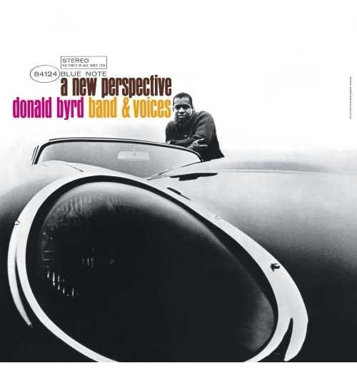 Vinil Donald Byrd - A New Perspective