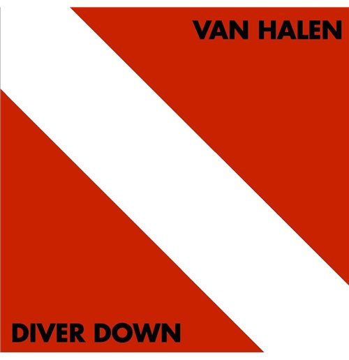 Vinil Van Halen - Diver Down (Remastered)