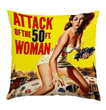 Almofada Attack Of The 50FT Woman 178615