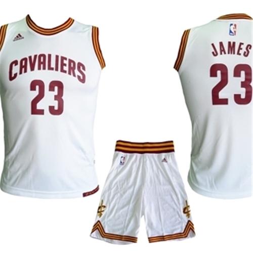 bce449406 Mini Conjunto Cleveland Cavaliers Original  Compra Online em Oferta
