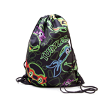 Bolsa Teenage Mutant Ninja Turtles - Neon Style