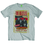 Camiseta Beatles - Hamburg 1962 Poster