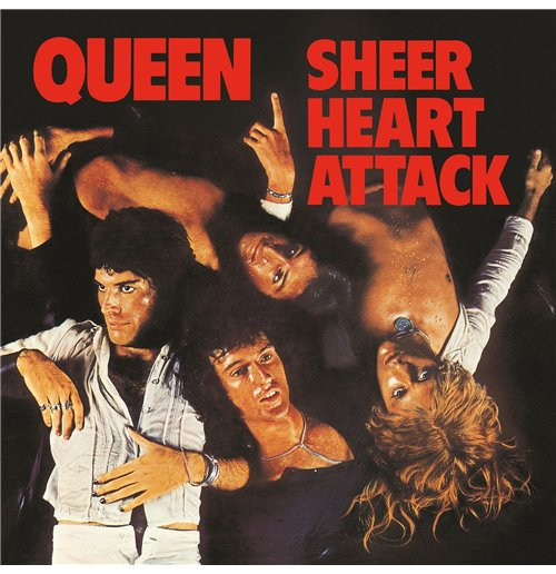 Vinil Queen - Sheer Heart Attack