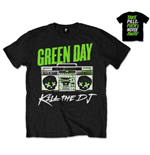 Camiseta Green Day Kill the DJ