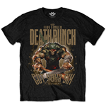 Camiseta Five Finger Death Punch Sgt. Major