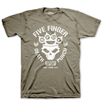 Camiseta Five Finger Death Punch Knucklehead