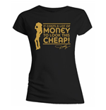 Camiseta Dolly Parton de mulher Lot of Money