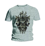 Camiseta Bring Me The Horizon Wolven Grey Marl