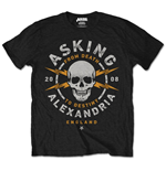 Camiseta Asking Alexandria Danger