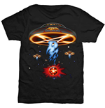 Camiseta Anthrax Anthems Smoking