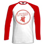 Camiseta 5 seconds of summer Derping Stamp de mulher