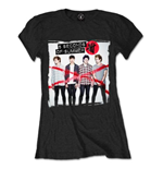 Camiseta 5 seconds of summer Album Cover 1' de mulher
