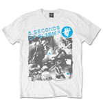 Camiseta 5 seconds of summer Live Collage